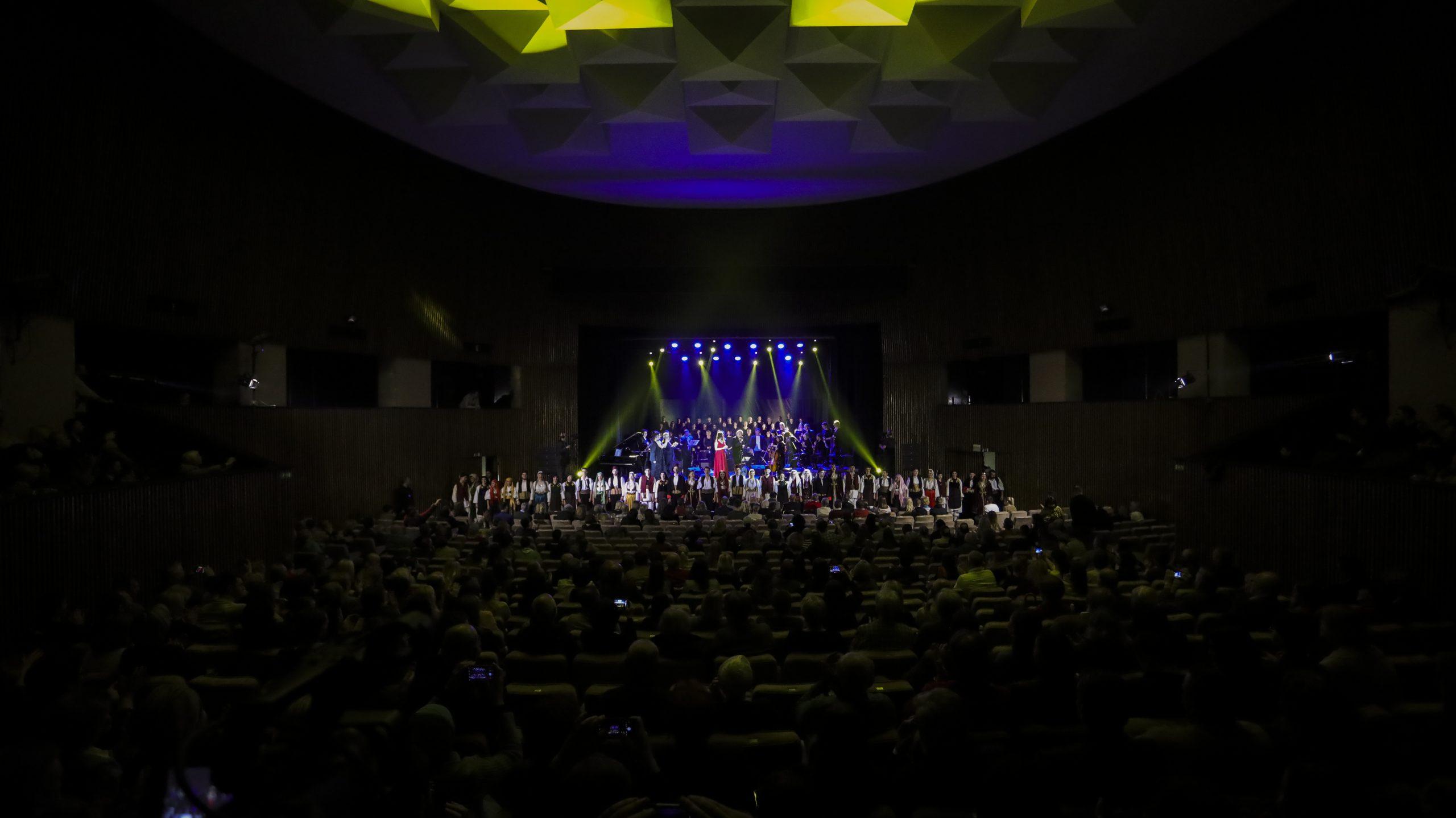 "Premijerno prikazivanje snimka koncerta pod nazivom ""Sevdah orient express – polazna stanica BKC"" 15. 05. 2021."