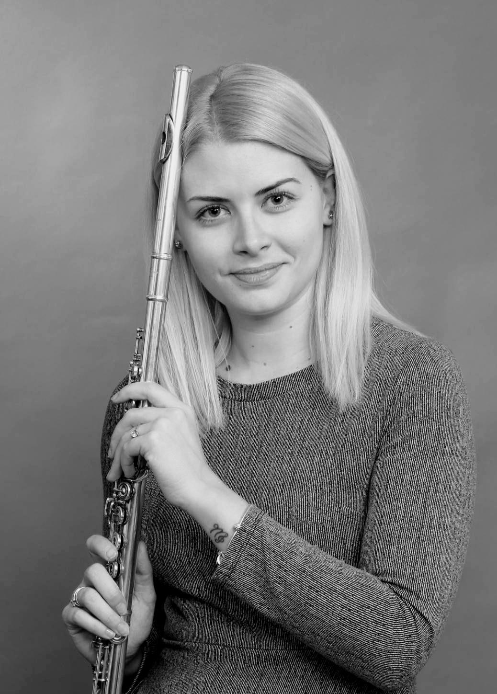 Koncert za flautu i klavir, Mirna Mlikota-Dizdarević, flauta, klavirska pratnja Miron Konjević