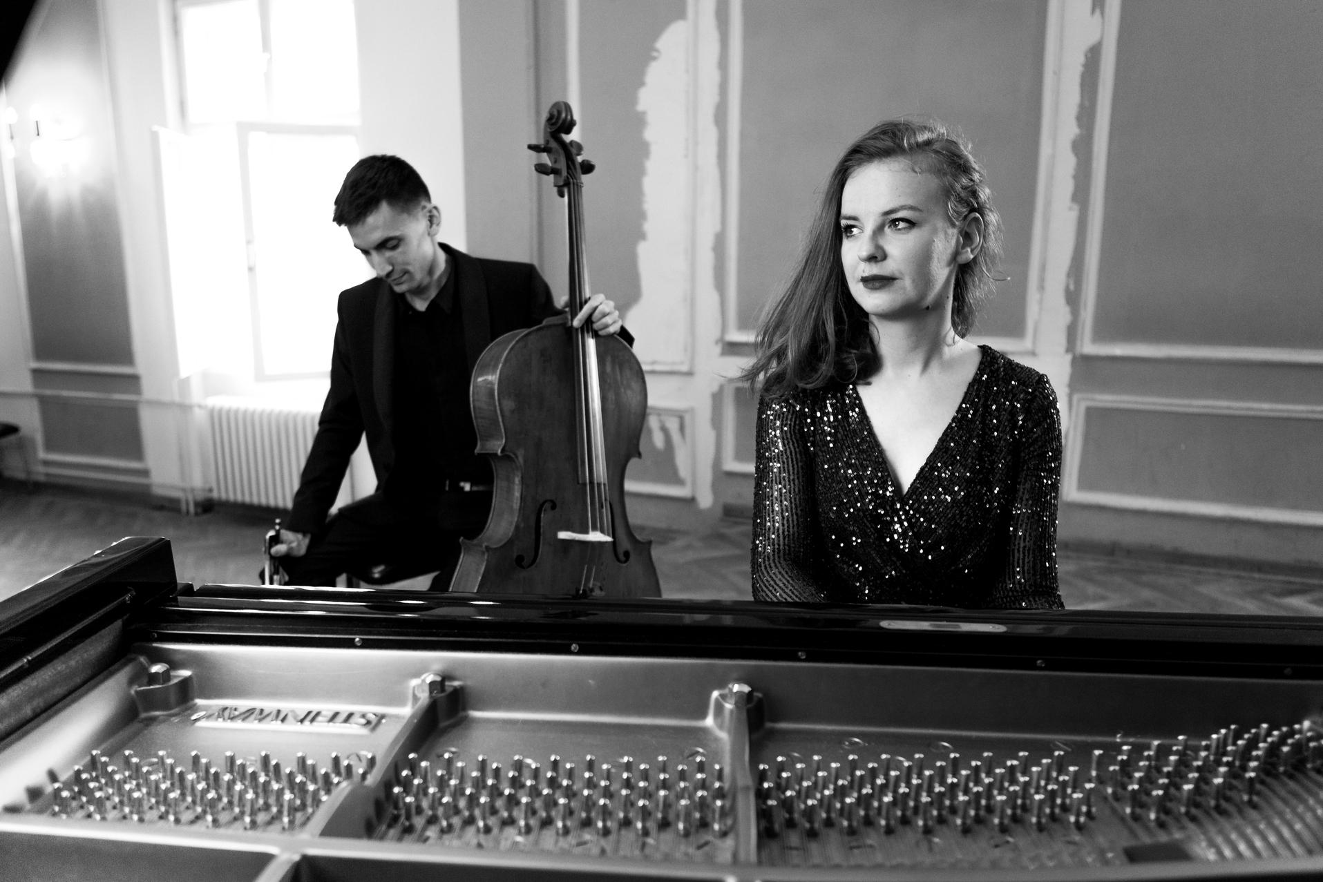 Koncert: Isak Haračić, violončelo i Sonja Marković, klavir, ponedjeljak, 30. 11. 2020. u 19,00 sati, Galerija JU BKC KS