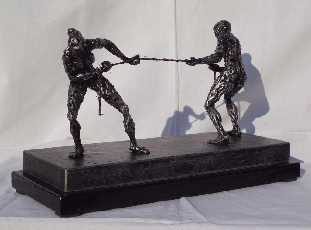 Izložba skulptura akademskog kipara Nedima Đikića, svečano otvorenje u utorak, 27. 10. u  19, 30 sati